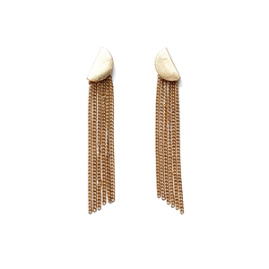SLATE On the Fringe Earrings