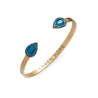 Loren Hope Mini Sarra Cuff in Ocean Opal
