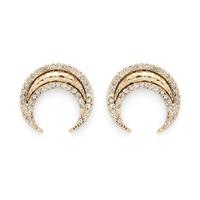 House of Harlow 1960 Gift of Iah Stud Earrings in Gold