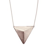 Jules Smith Lexington Pyramid Necklace