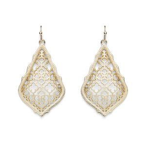 Kendra Scott Addie Earrings in Gold