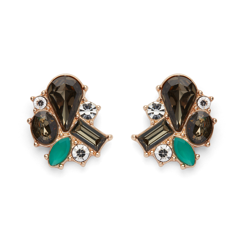 Perry Street Blake Statement Studs
