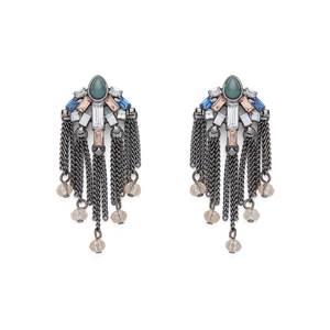 Perry Street Roxanne Statement Earrings