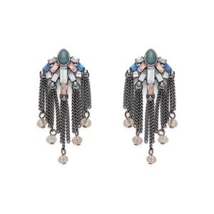 Perry Street Roxanne Statement Earrings