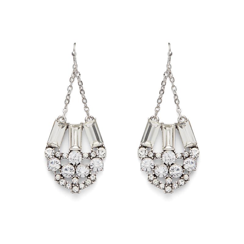 Perry Street Lilliana Crystal Earrings