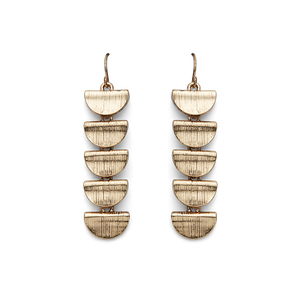 SLATE Jessa Drop Earrings