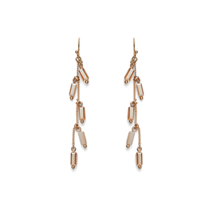 Sophie Harper Beaded Cluster Earrings
