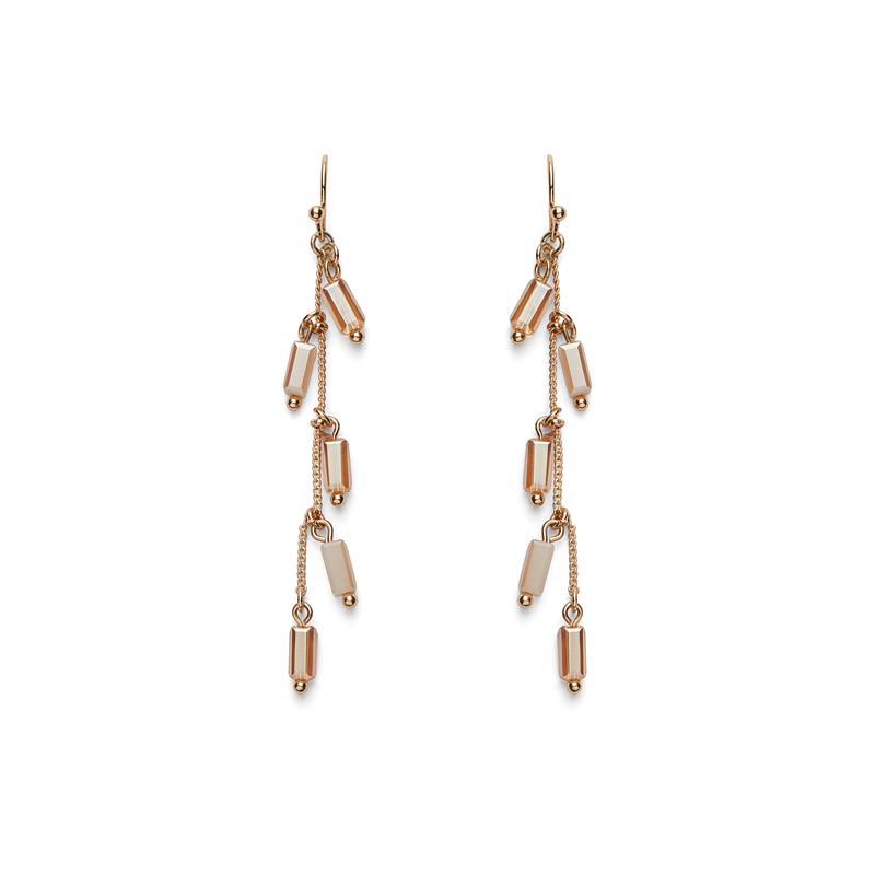 Sophie Harper Beaded Cluster Earrings