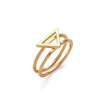 Gorjana Anya Triangle Ring
