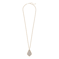 Kendra Scott Aiden Necklace in Gold and Silver