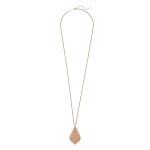 Kendra Scott Aiden Necklace in Gold and Rose Gold