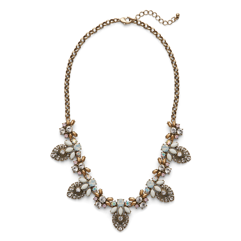 Perry Street Clara Statement Necklace
