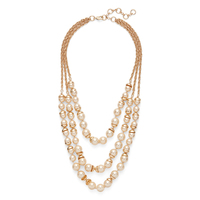 Perry Street Madison Pearl Necklace