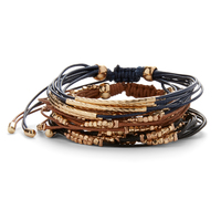 SLATE Maisie Multi-Stack Bracelet Set