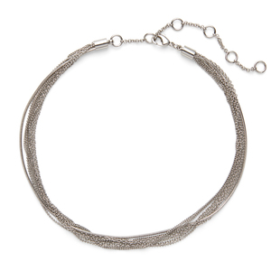 SLATE Twisted Chain Choker