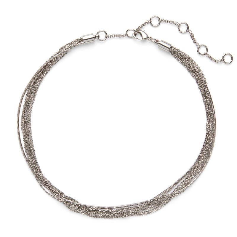 SLATE Twisted Chain Choker