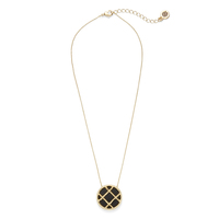 House of Harlow 1960 Phoebe Caged Necklace