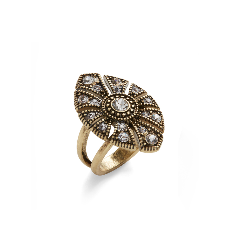 Perry Street Clara Cocktail Ring