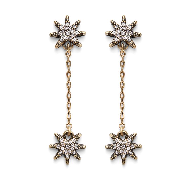 Perry Street Rhea Drop Earrings