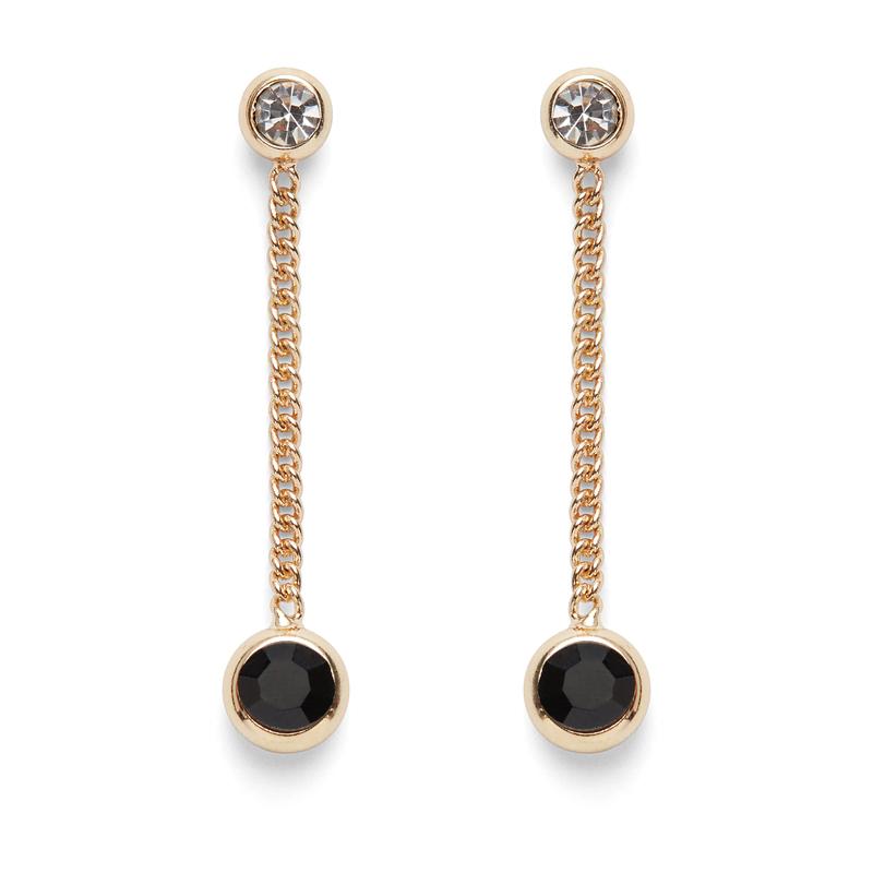 SLATE Deborah Stone Drop Earrings