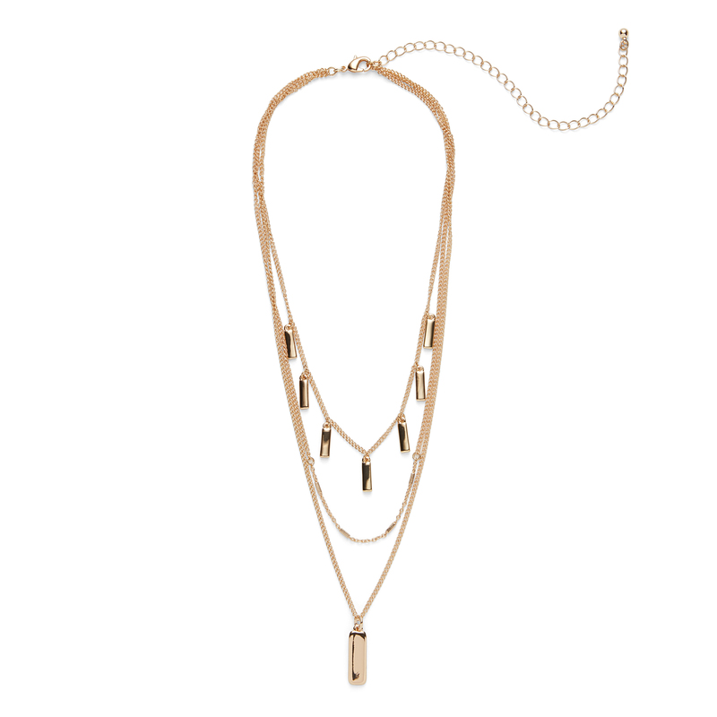 SLATE Quinn Layer Necklace