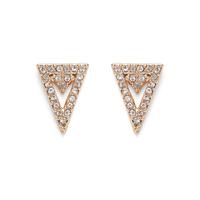 Sophie Harper Chiara Triangle Studs