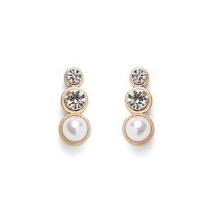 Sophie Harper Holly Triple Stone Studs