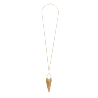 Jules Smith Coachella Necklace in Gold