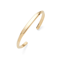 Jill Michael Basic Cuff in Gold