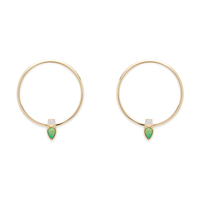 Jules Smith Aurora Hoops