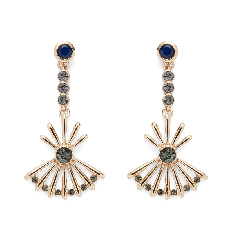 Perry Street Liberty Drop Earrings