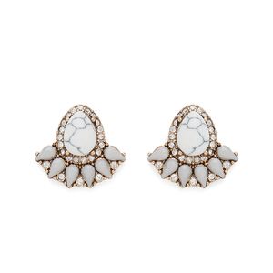 Perry Street Emma Statement Studs