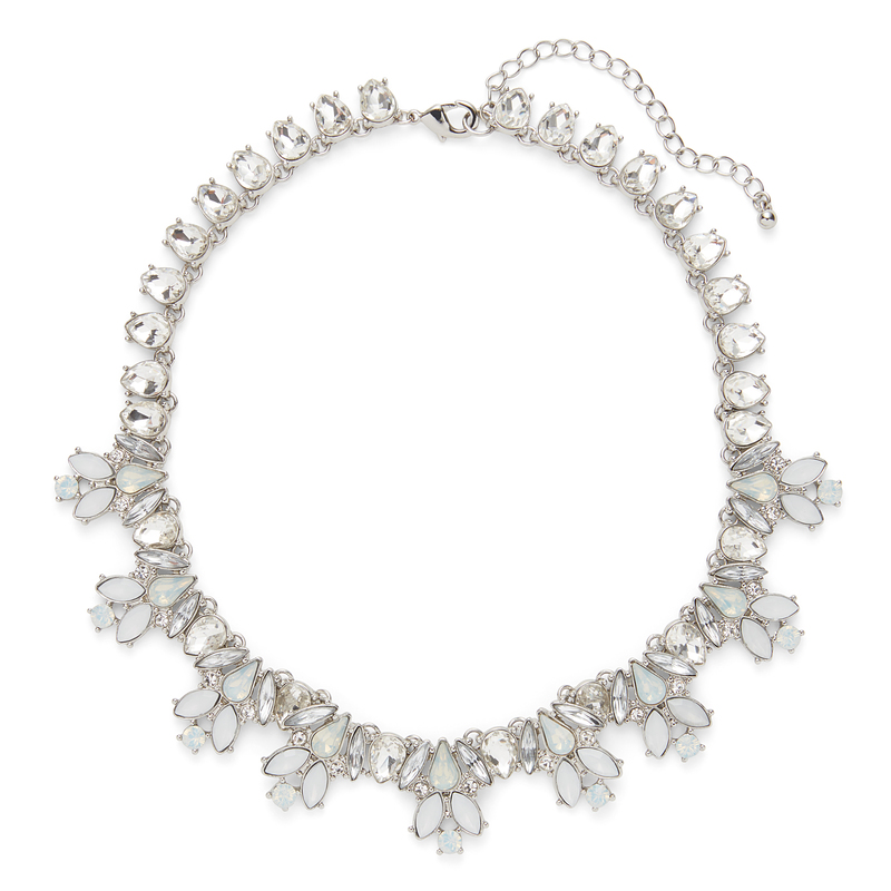 Perry Street Tiana Crystal Necklace