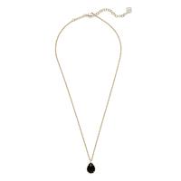 Kendra Scott Kiri Necklace in Black
