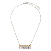 Jenny Bird Raya Pendant in Gold and Silver