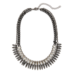 SLATE Lane Statement Necklace