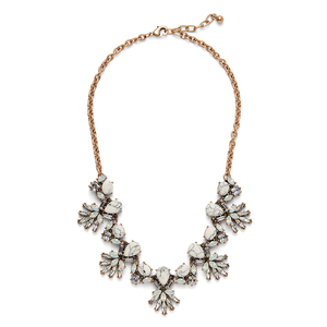 Perry Street Leandra Statement Necklace in Howlite