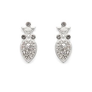 House of Harlow 1960 Avium Stud Earrings in Silver
