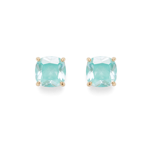 Kate Spade Square Studs in Mint