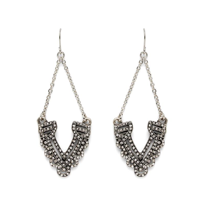 Perry Street Gabrielle Drop Earrings