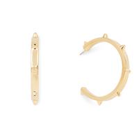 Anita K Vixen Earrings in Gold