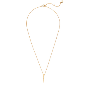 Gorjana Horn Charm Necklace