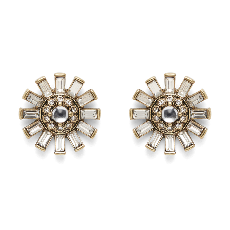 Perry Street Aster Statement Studs