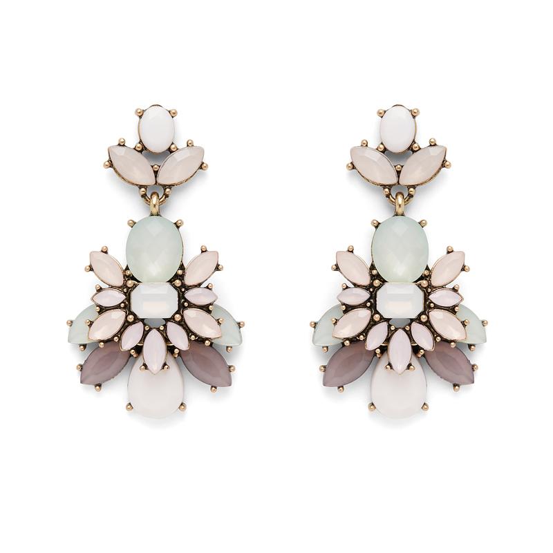 Perry Street Perla Statement Earrings