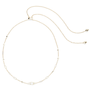 Kendra Scott Debra Choker in Gold