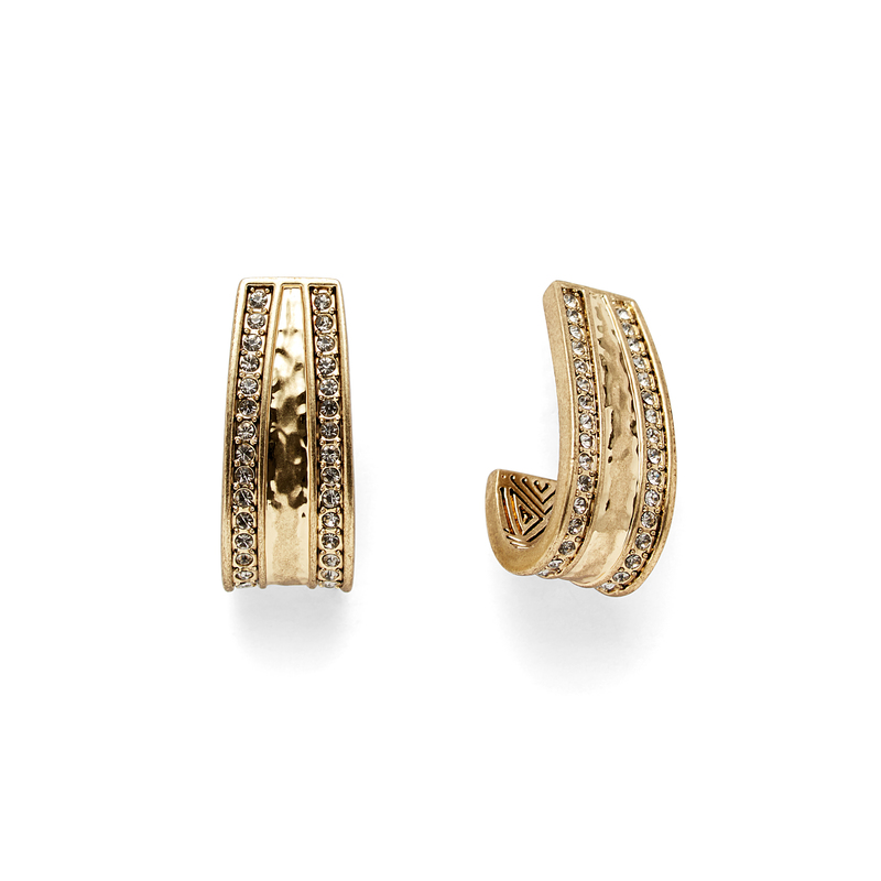 House of Harlow 1960 Helicon Statement Earrings