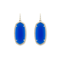Kendra Scott Elle Earrings in Cobalt