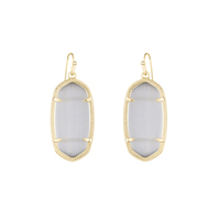 Kendra Scott Elle Earrings in Slate