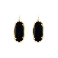 Kendra Scott Elle Earrings in Black
