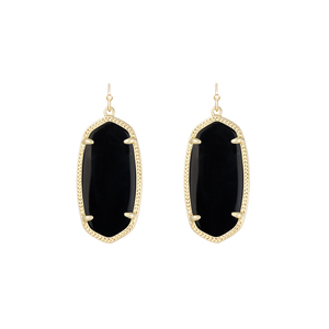 Kendra Scott Elle Earrings in Black